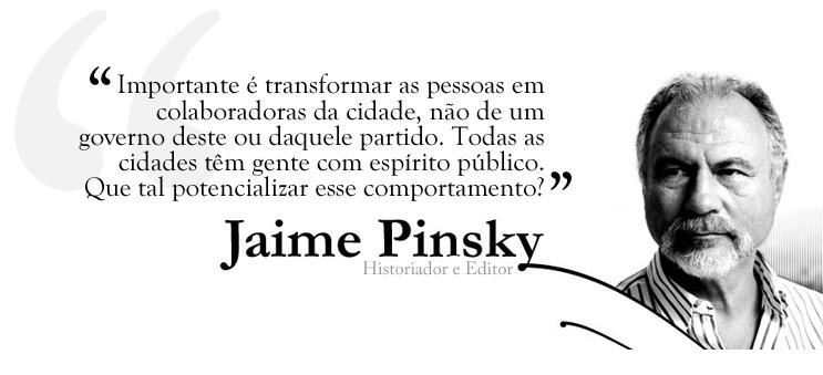 Jaime Pinsky - Cidades